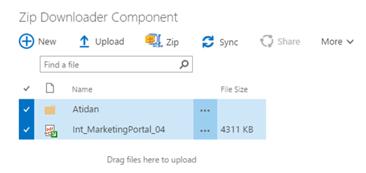 SharePoint Components – Page 3 – Connect, Communicate
